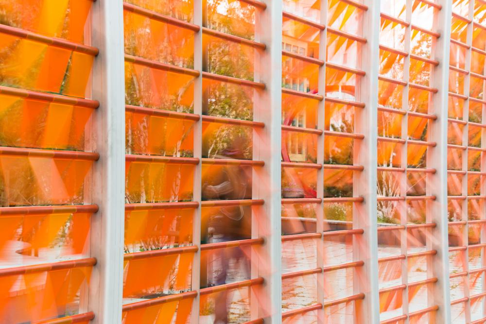 Marcus Karlsson Säll - Konstverket Wind Wall