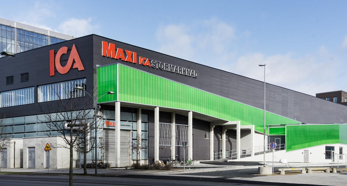 Marcus Karlsson Säll - ICA Maxi Västra Hamnen