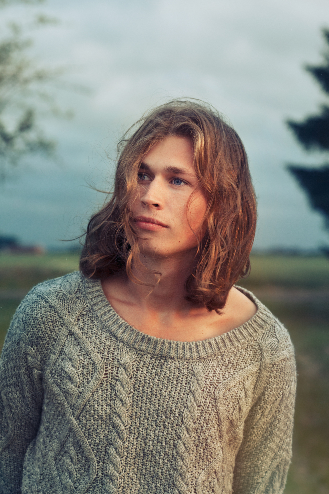 Eveline Johnsson - Porträtt