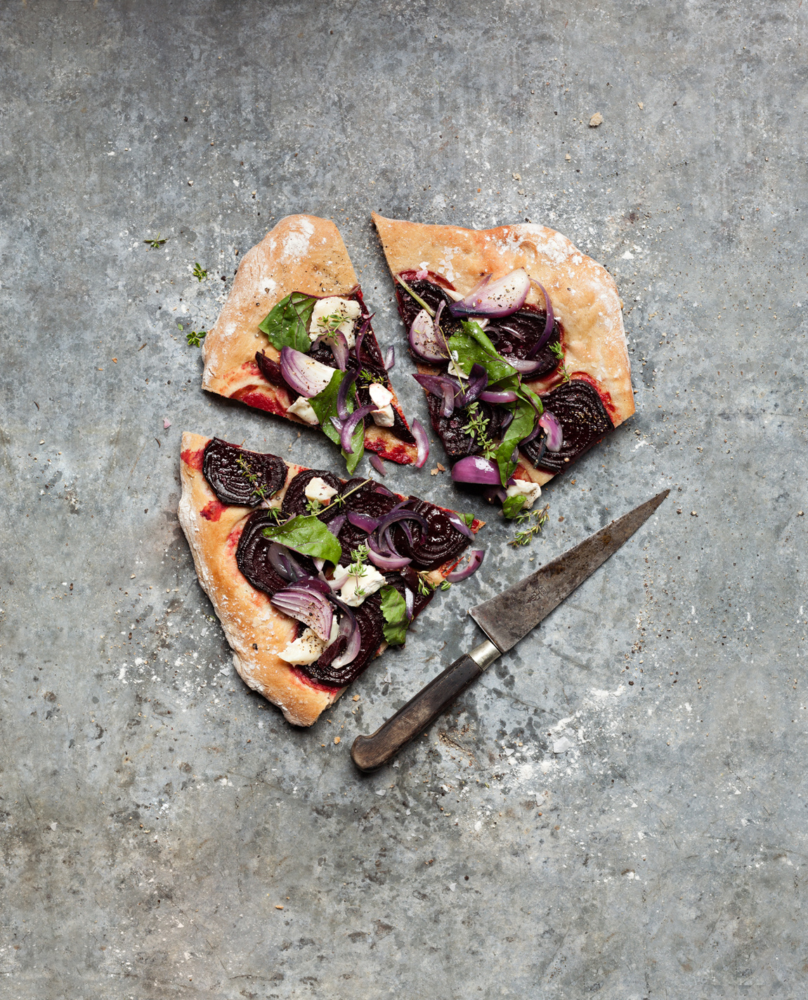 Eveline Johnsson - Junk food vego
