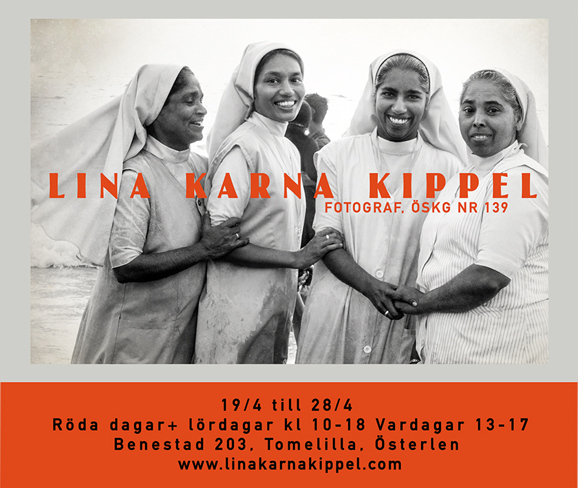 Lina Karna Kippel - Exhibition Easter 2019