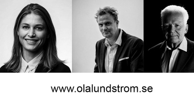 Ola Lundström is a designers in Sweden