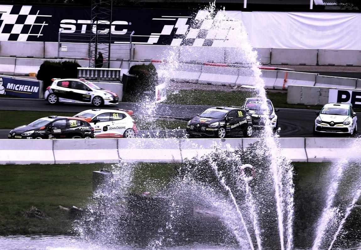 Nina Margareta Malm Pettersson - STCC RallyX 2015-2016