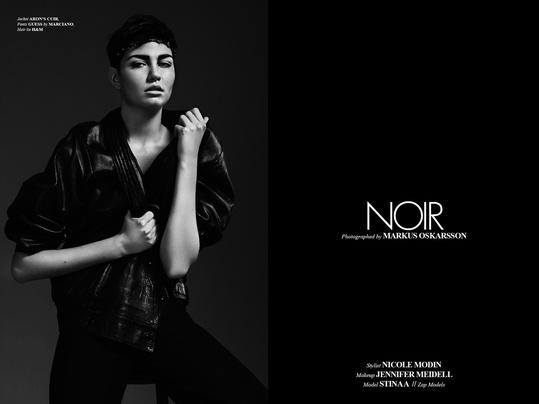 Markus Oskarsson Photography - NOIR
