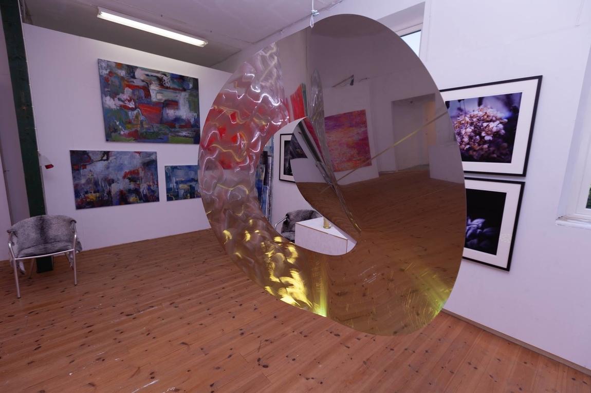 Bengt Löfgren - How to present art in Public space, Galleri Fågel, Beddingestrand