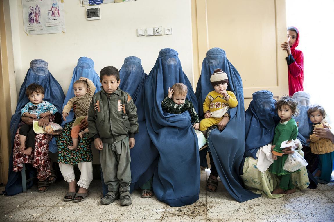 Malin Hoelstad - En film om Svenska Afghanistankommitténs arbete.