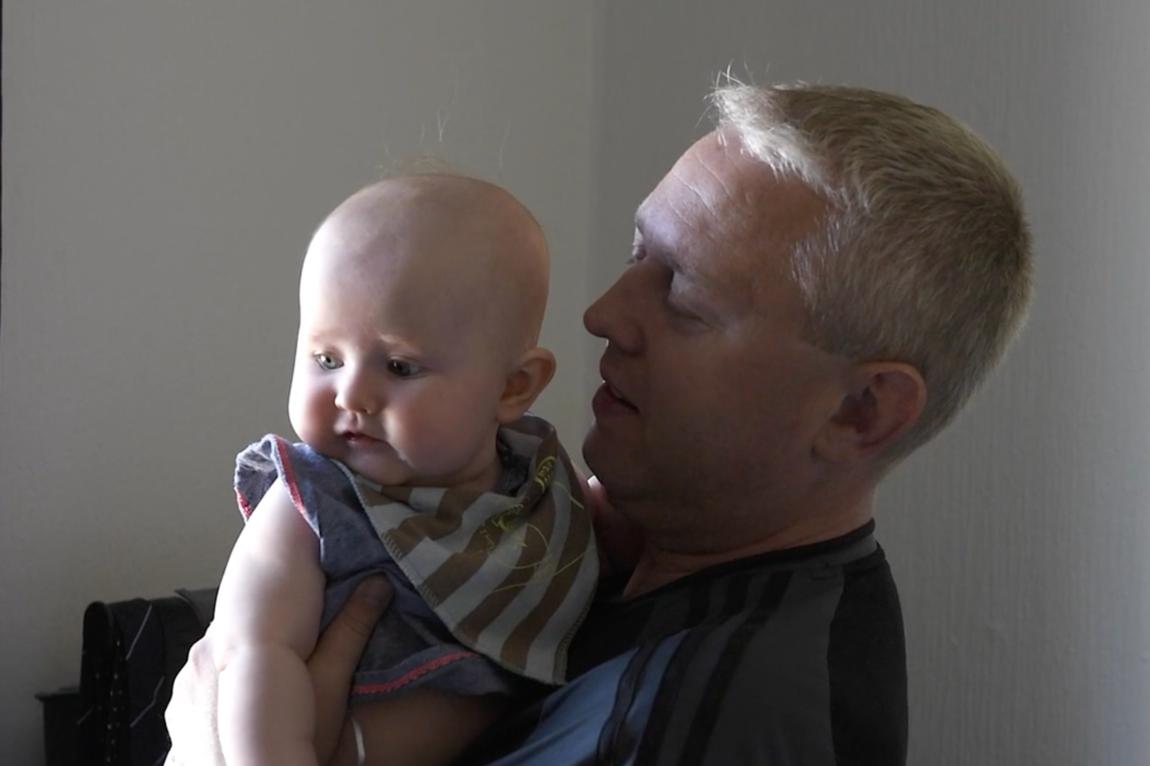 Malin Hoelstad - ¨När jag var yngre skämdes jag för sjukdomen¨