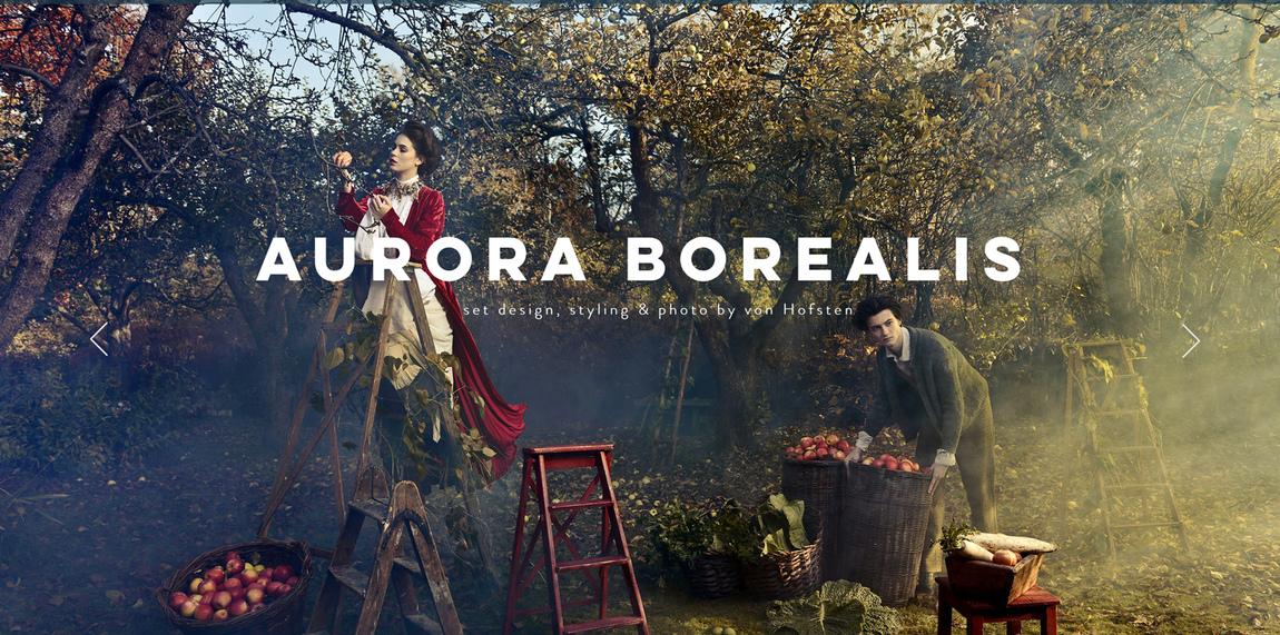 Richard von Hofsten - Aurora Borealis