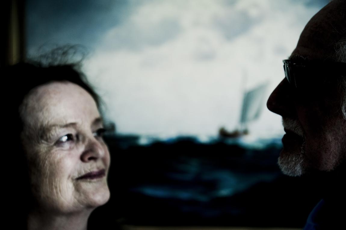 Stina Svanberg - Porträttserie COLOURLAND