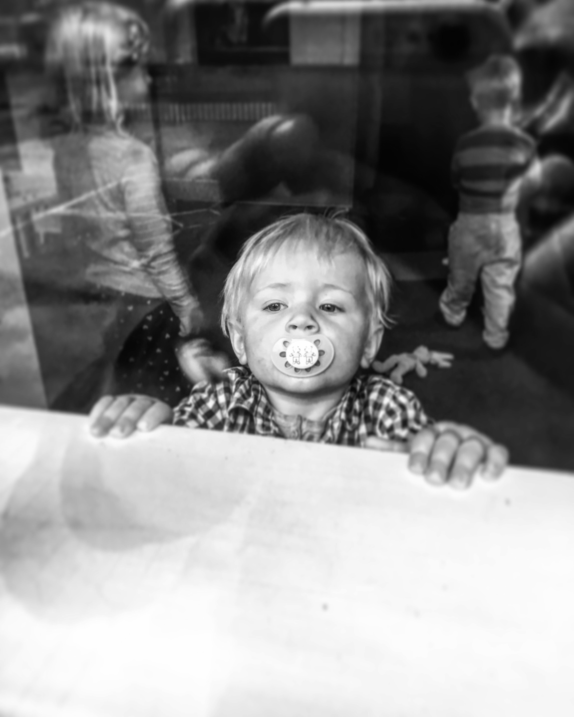 Stina Svanberg - Porträttserie KIDS