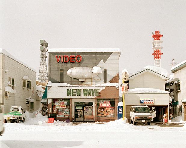 Erik Holmstedt - Urban Landscape and Citizens