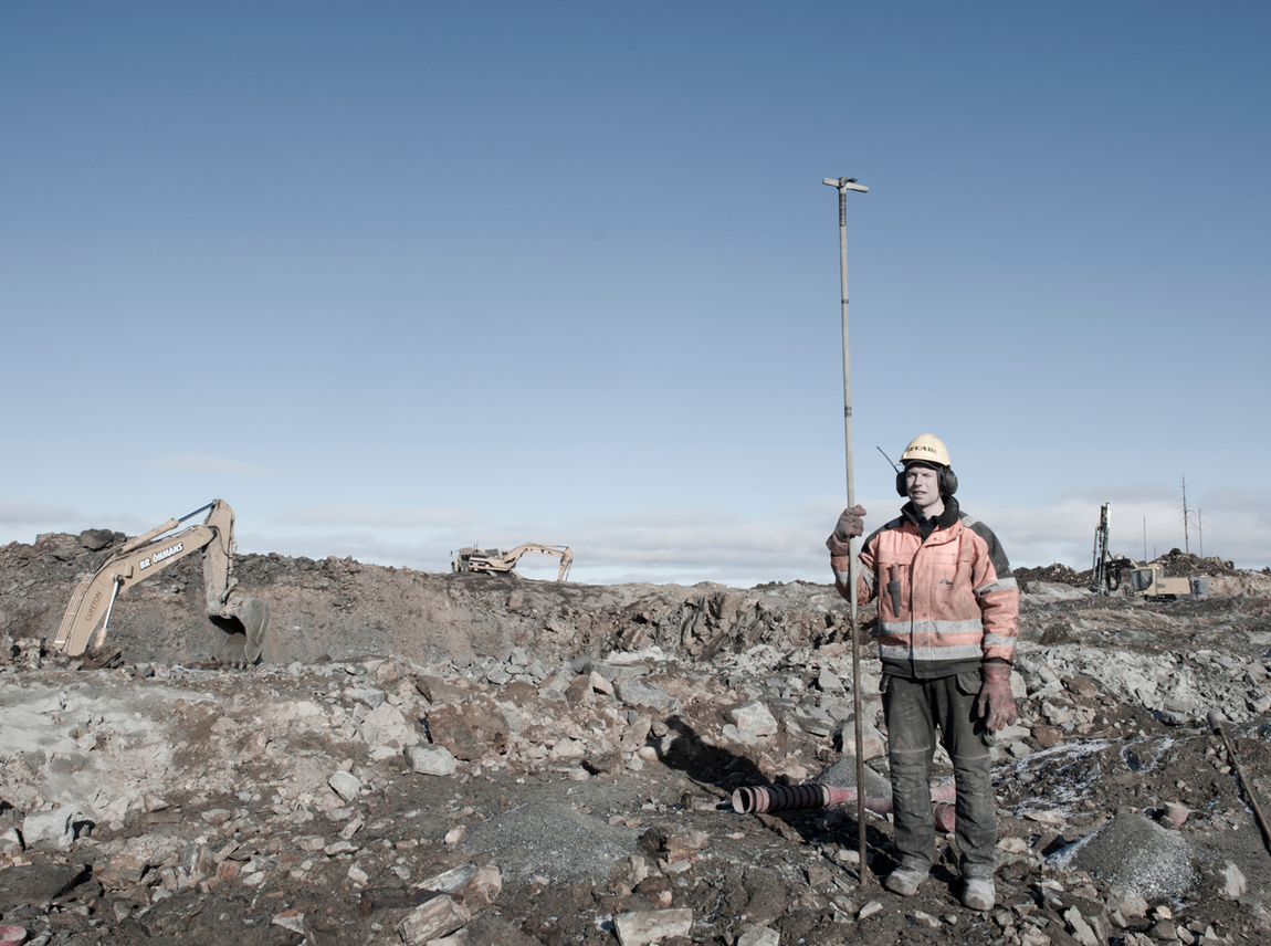 Erik Holmstedt - Northland Resources