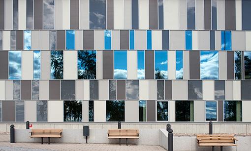 Erik Holmstedt - Arkitekturbilder för uppdragsgivare