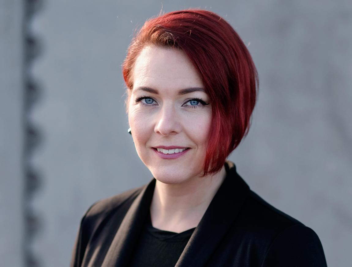 Johanna Norin - Författarporträtt & pressbilder