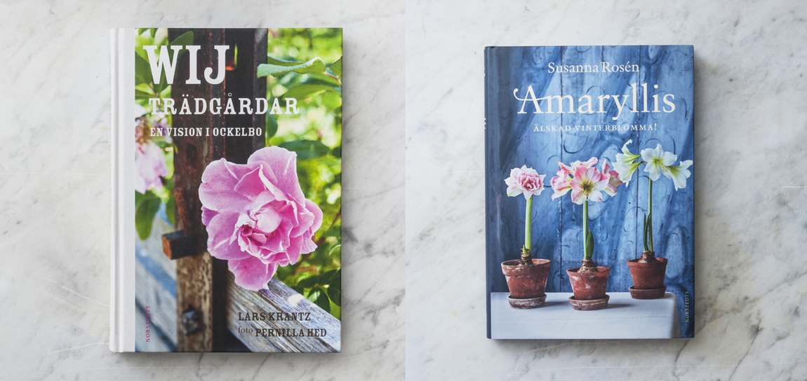 Pernilla Hed - Books / Böcker