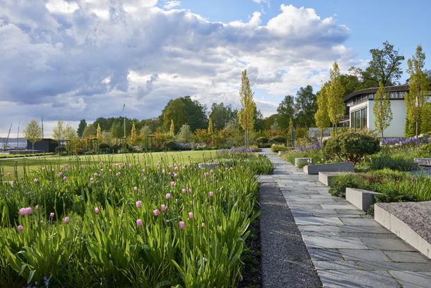 Pernilla Hed - Editorial - Garden