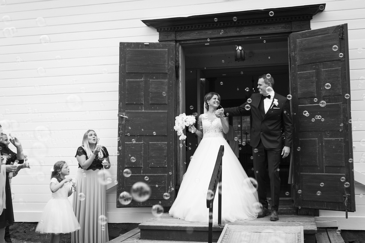 Helena Berzelius - Wedding in Värmdö