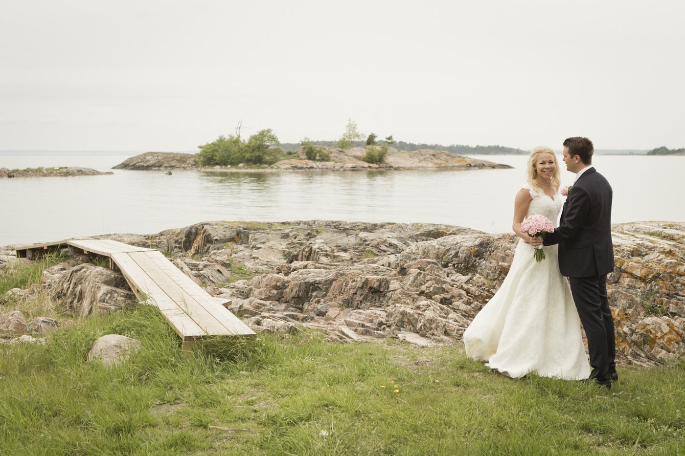 Helena Berzelius - Skärgårdsbröllop