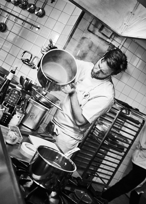 Oscar Wettersten - Restaurant Mutantur