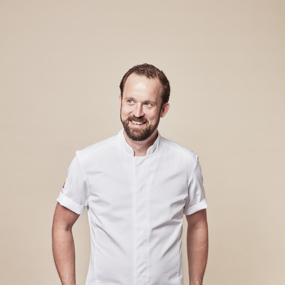 Oscar Wettersten - Porträtt Alexander Sjögren / Restaurant Mutantur