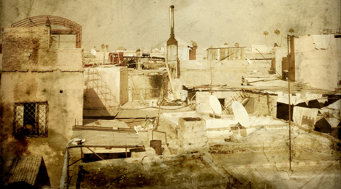 Athina Strataki - Morocco