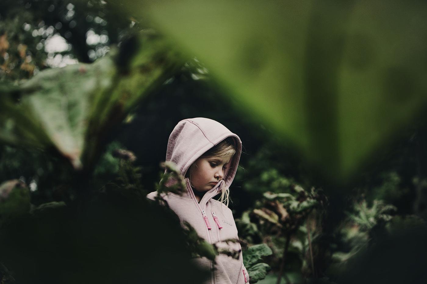 Helen Shippey - Fine art fotografering ute i skogen