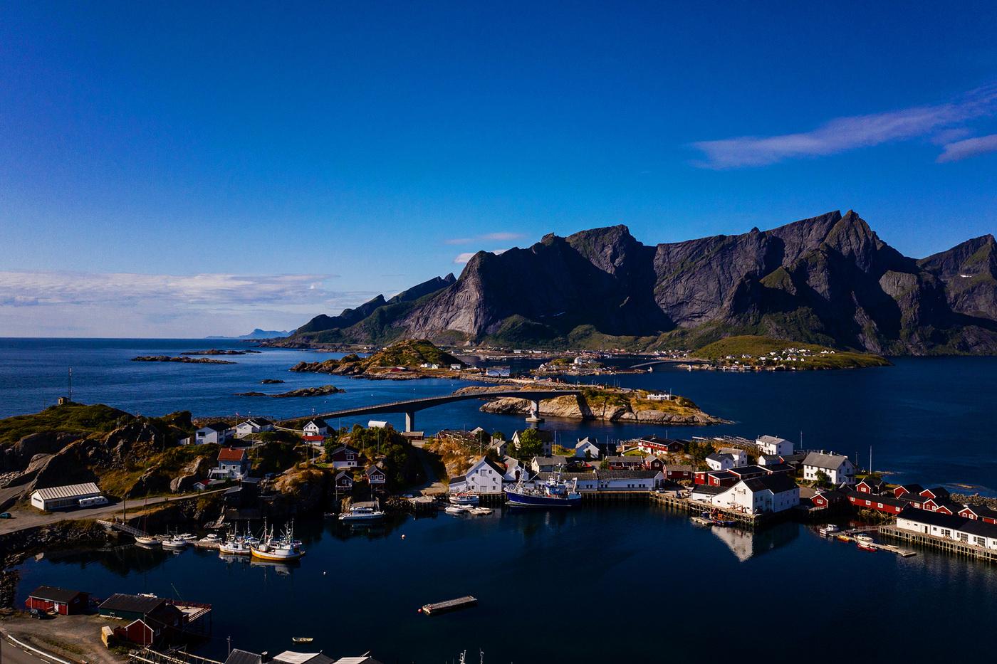 Helen Shippey - Lofoten Norge