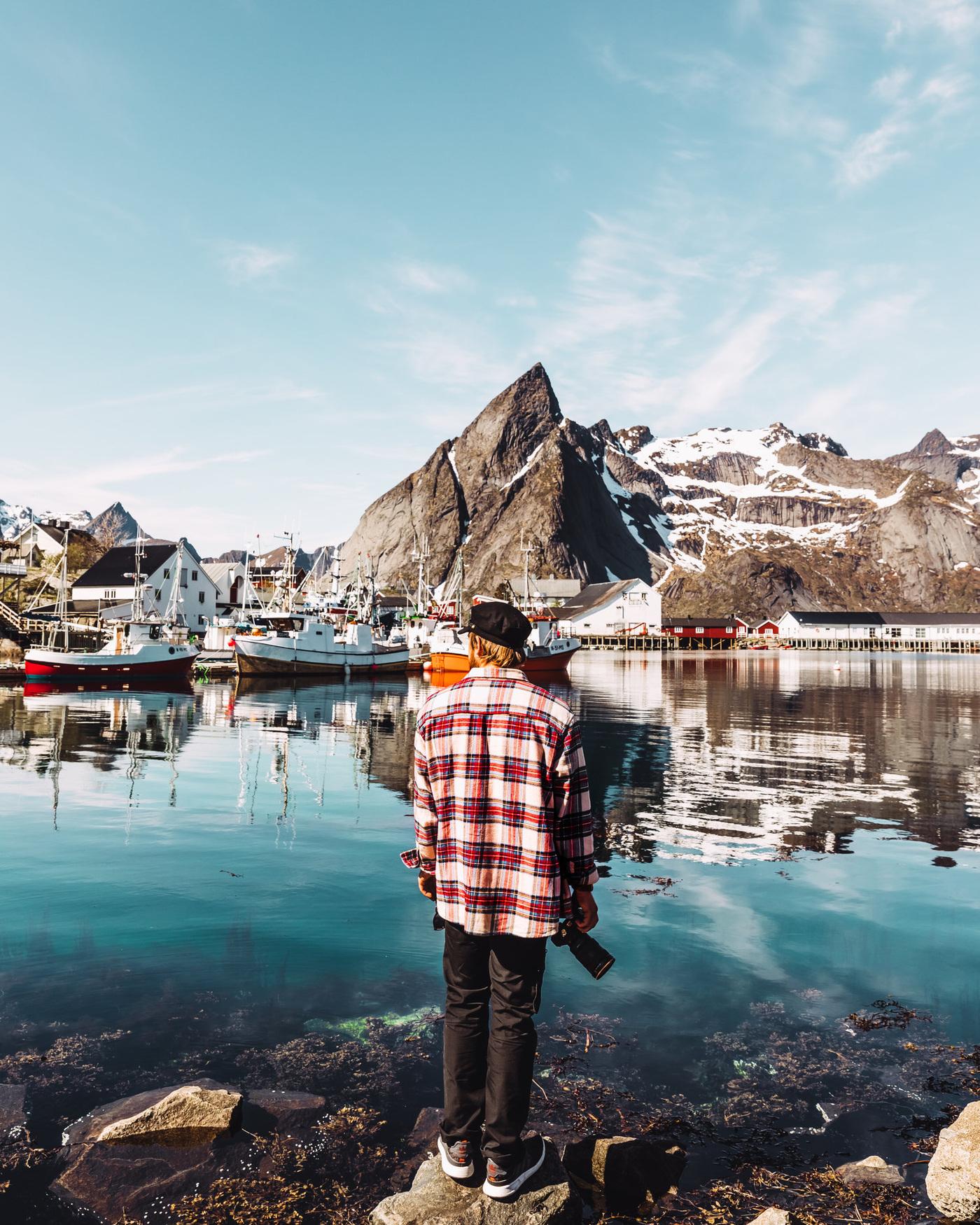 Alexander Arnholm - Hattvika Lodge Lofoten