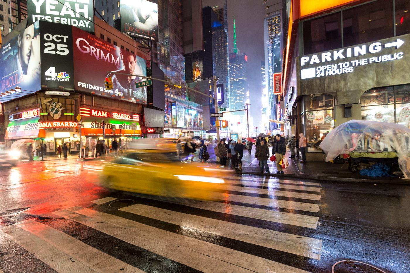 Yotvat Kariti - New York by Night