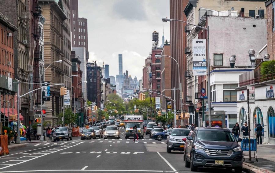 Yotvat Kariti - New York Street Life