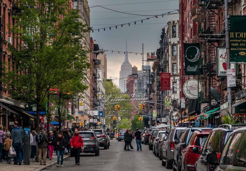 Yotvat Kariti - New York China Town