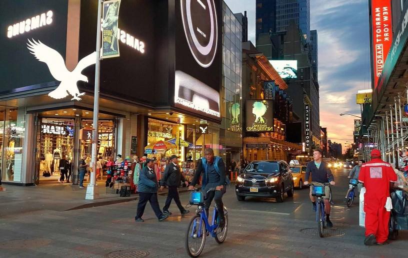 Yotvat Kariti - New York Times Square