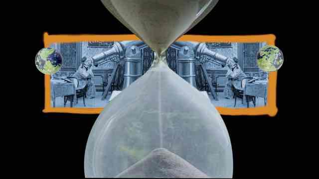 Fern Sei - Hourglass (Timglaset)