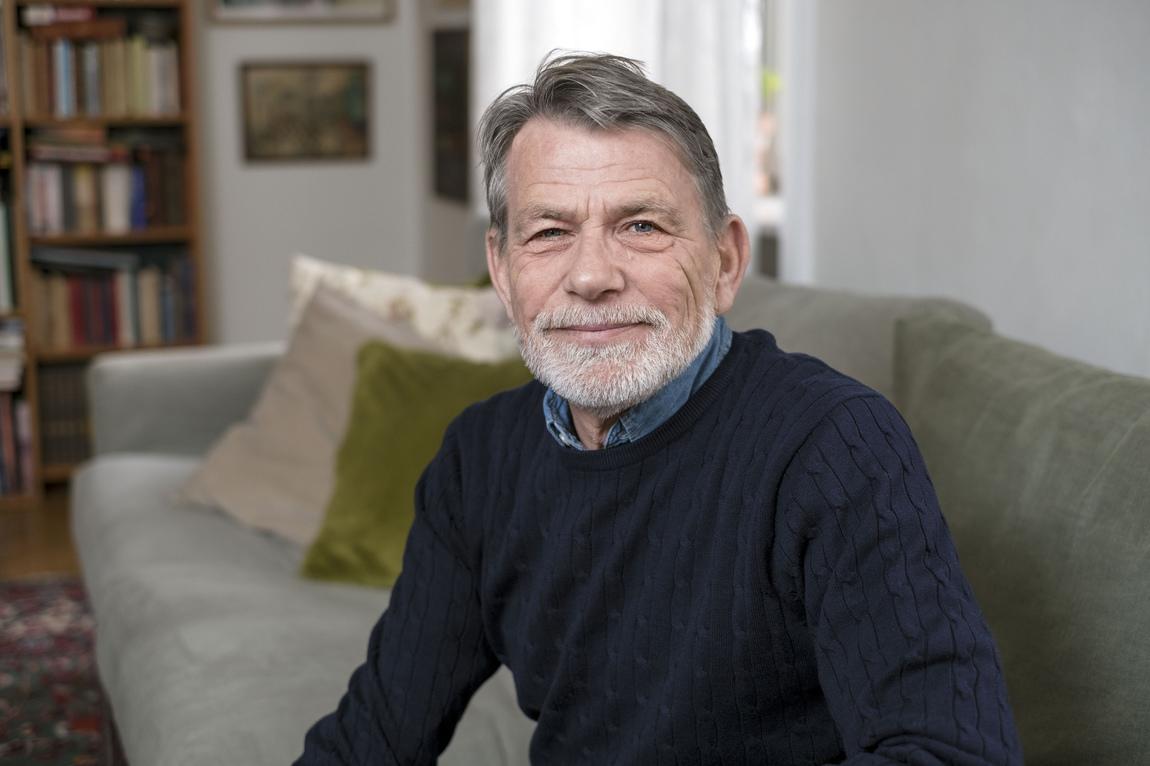 Michael Wall - Kampanj för prostatacancermedicin