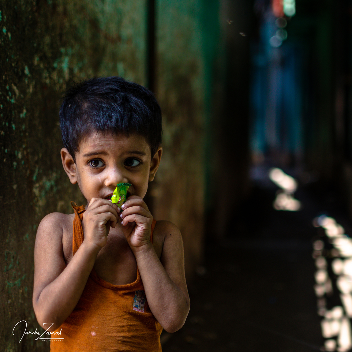 Jaromir Zaoral - Barn i fattiga länder