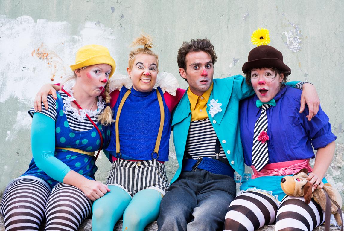 Anna Edlund - Clowner utan gränser