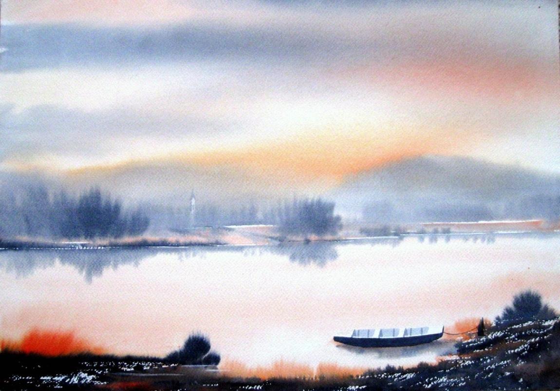 David Berkowitz Chicago - Lake Landscape