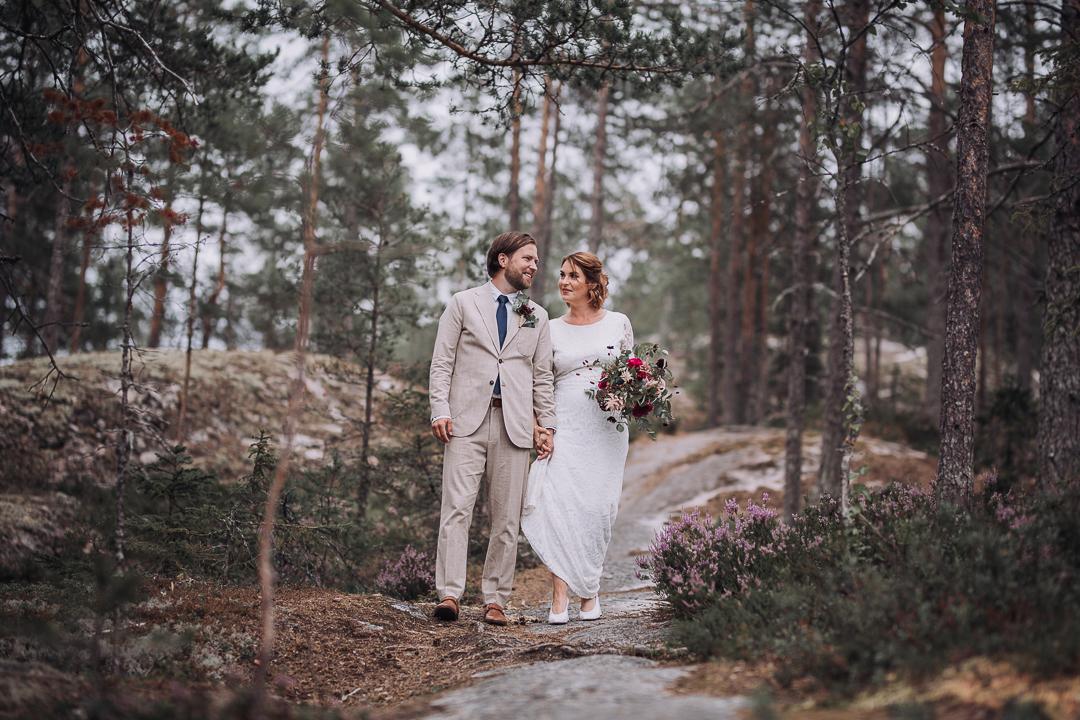 Elin Åhman - Bröllop