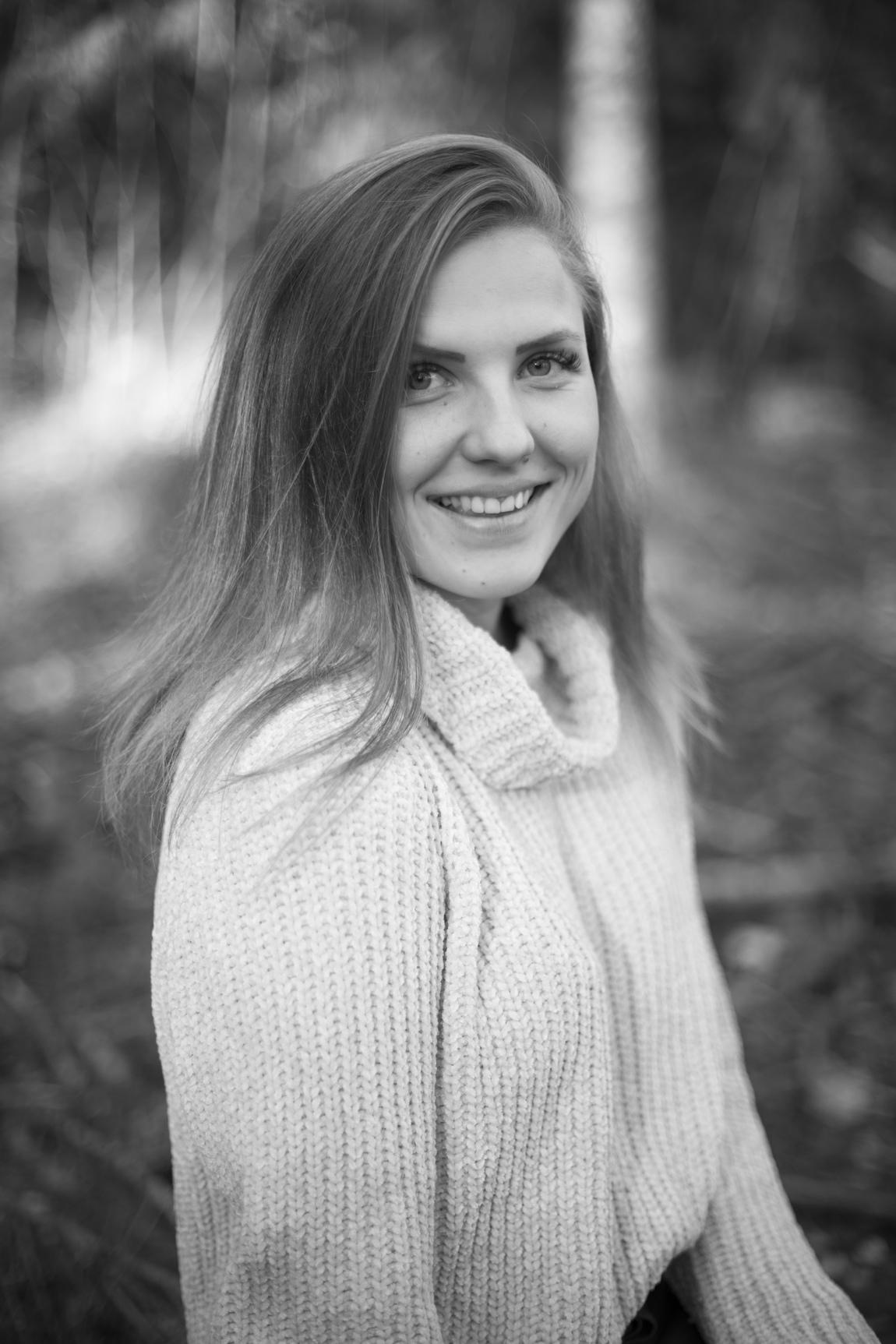 Fanny Lundström - Porträtt