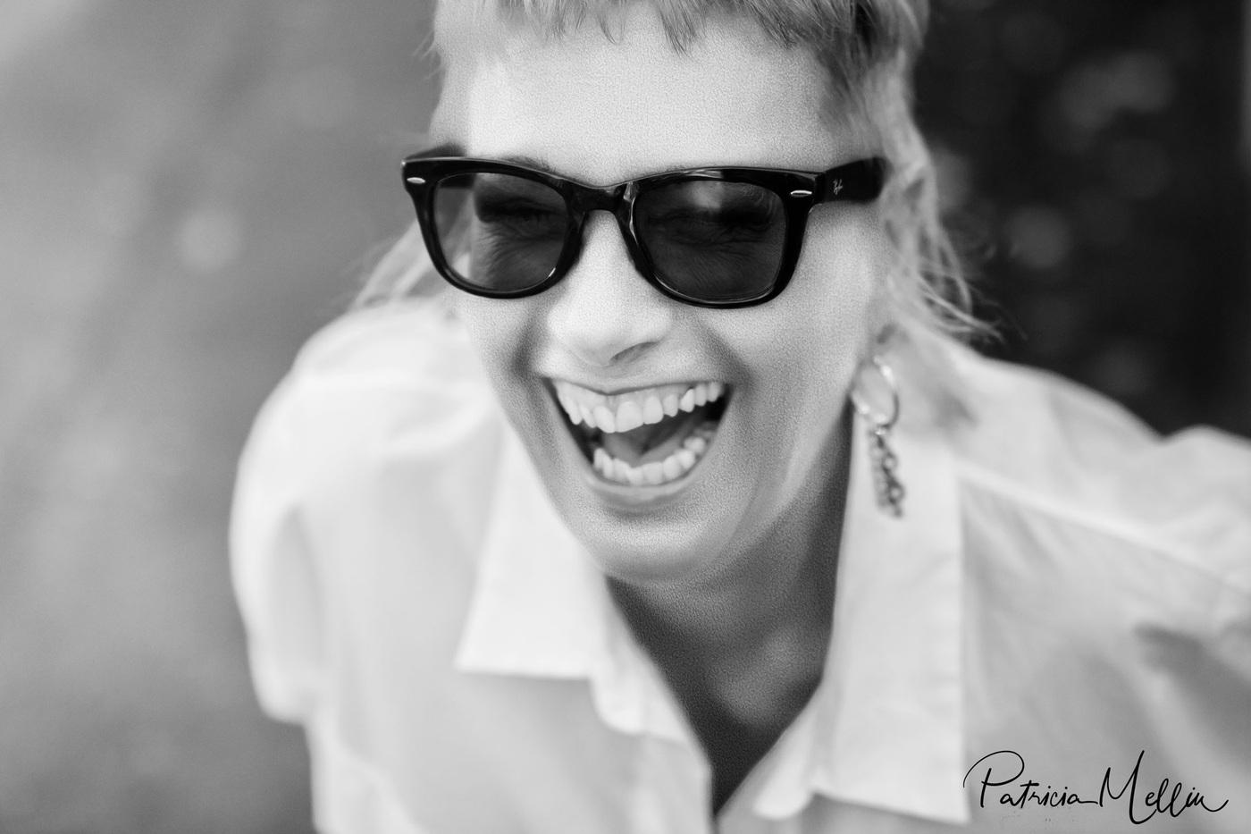 Patricia Mellin - Porträtt