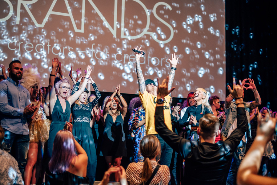 Anna Maria Liljestrand - Event Headbrands X