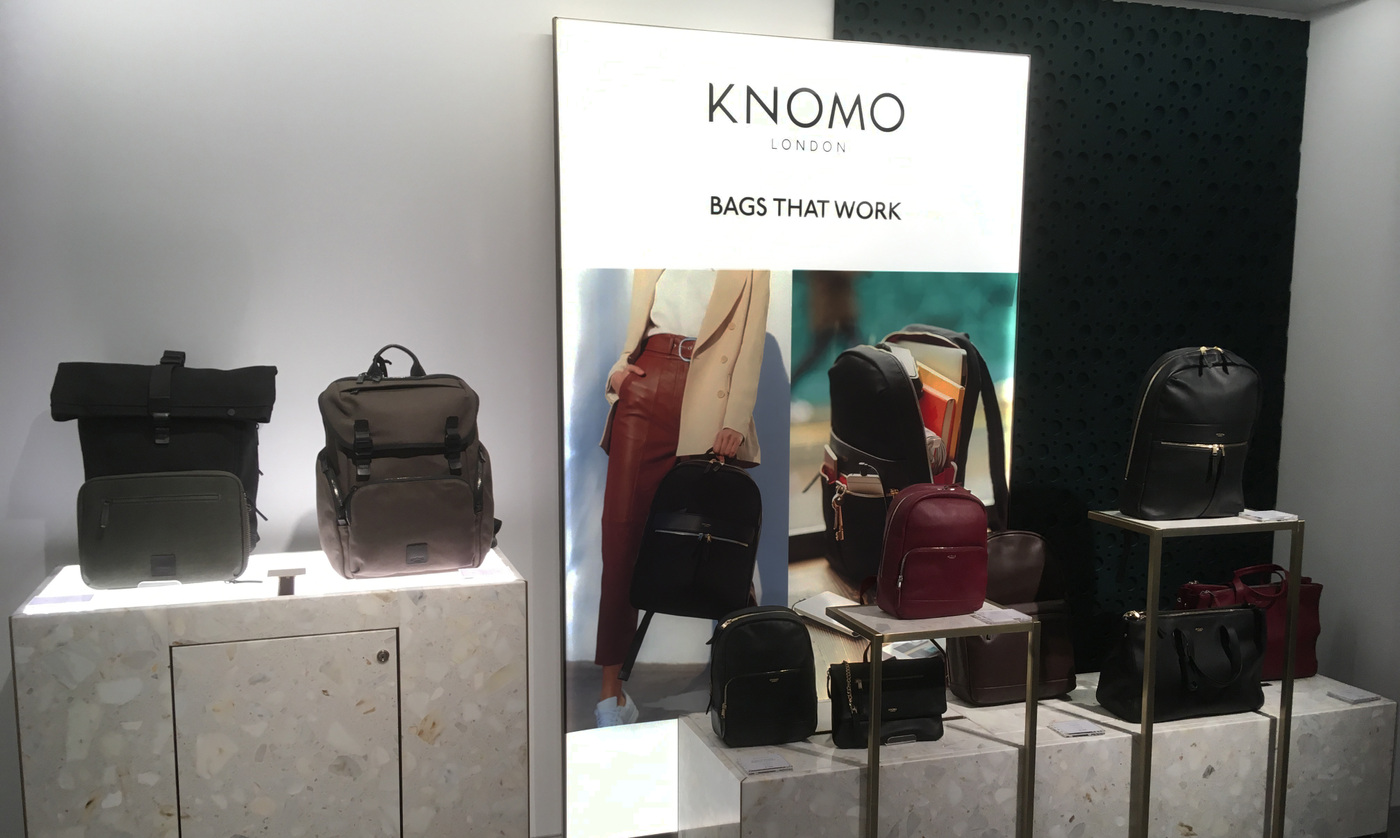 Emily Mead - Graphic Design for Knomo London