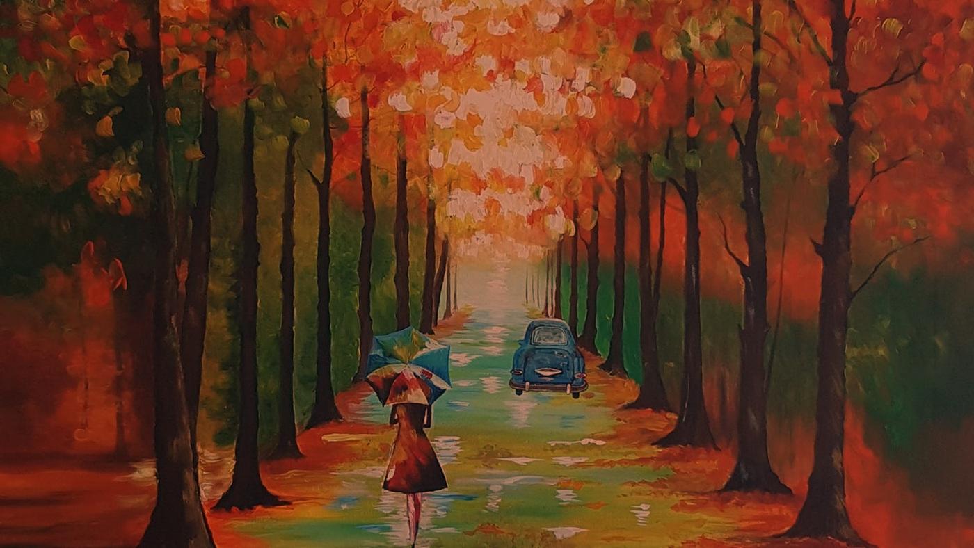 Jonathan Marsico - Fall Dream