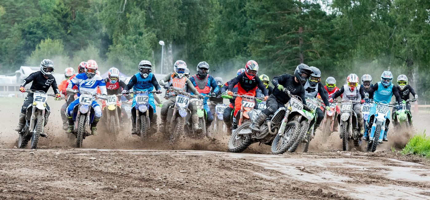 Harald Weidinger - Motocross