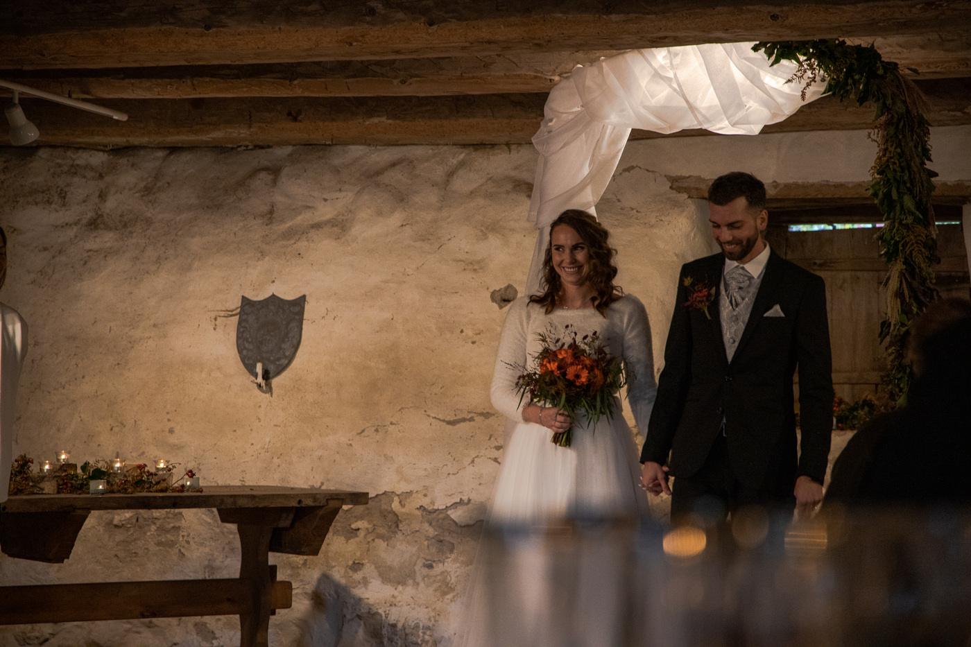 Erik Elvmarker - Bröllopsfotografering - Robin & Hanna
