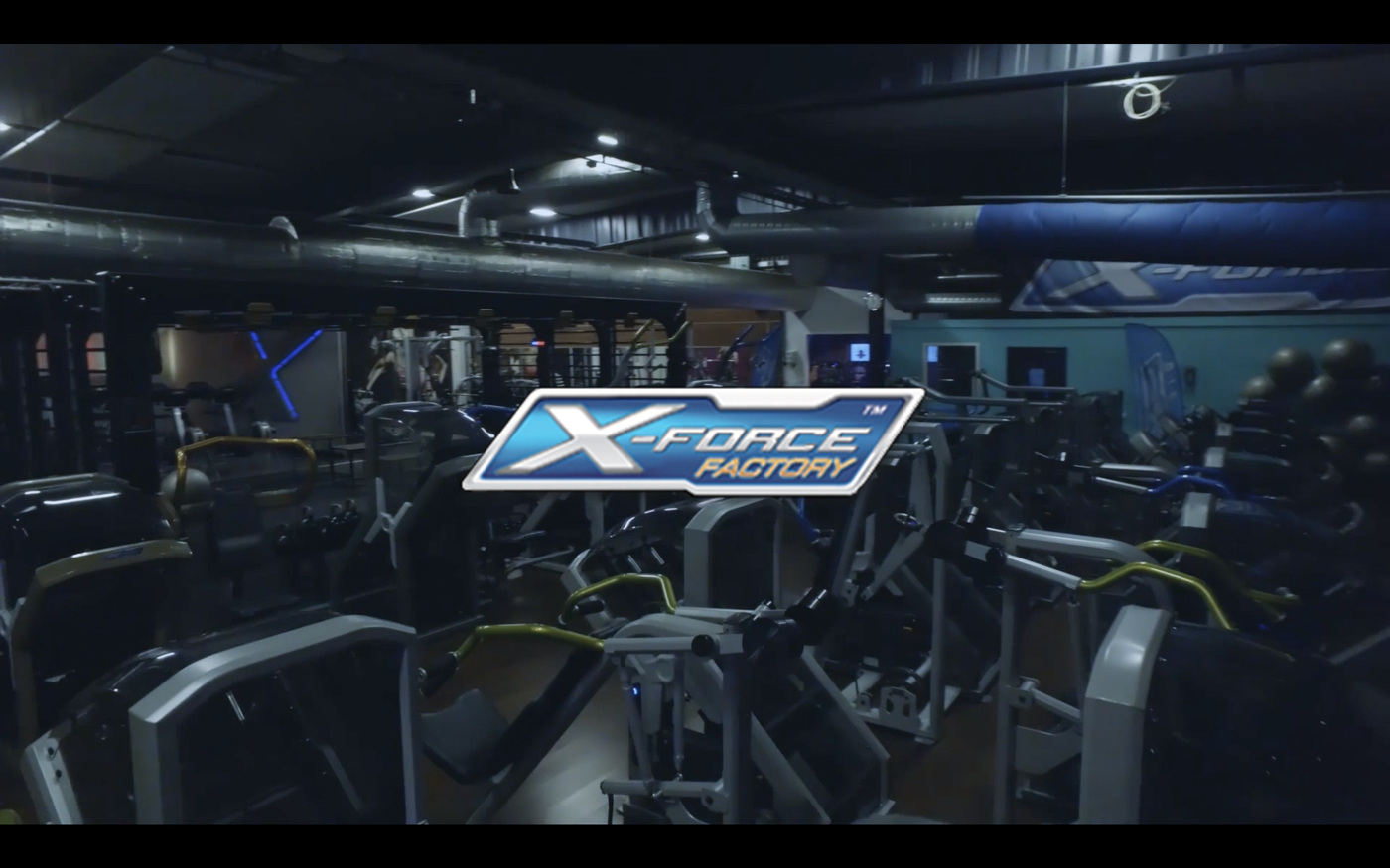 Erik Elvmarker - X-Force Factory Lidköping