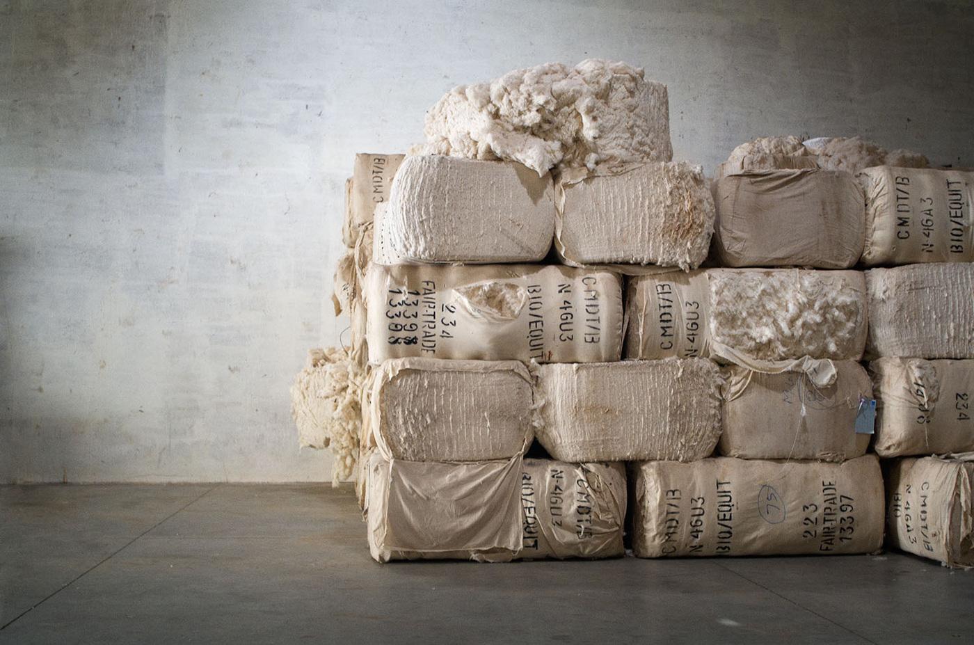 Ulf Lundin - Clothing production.