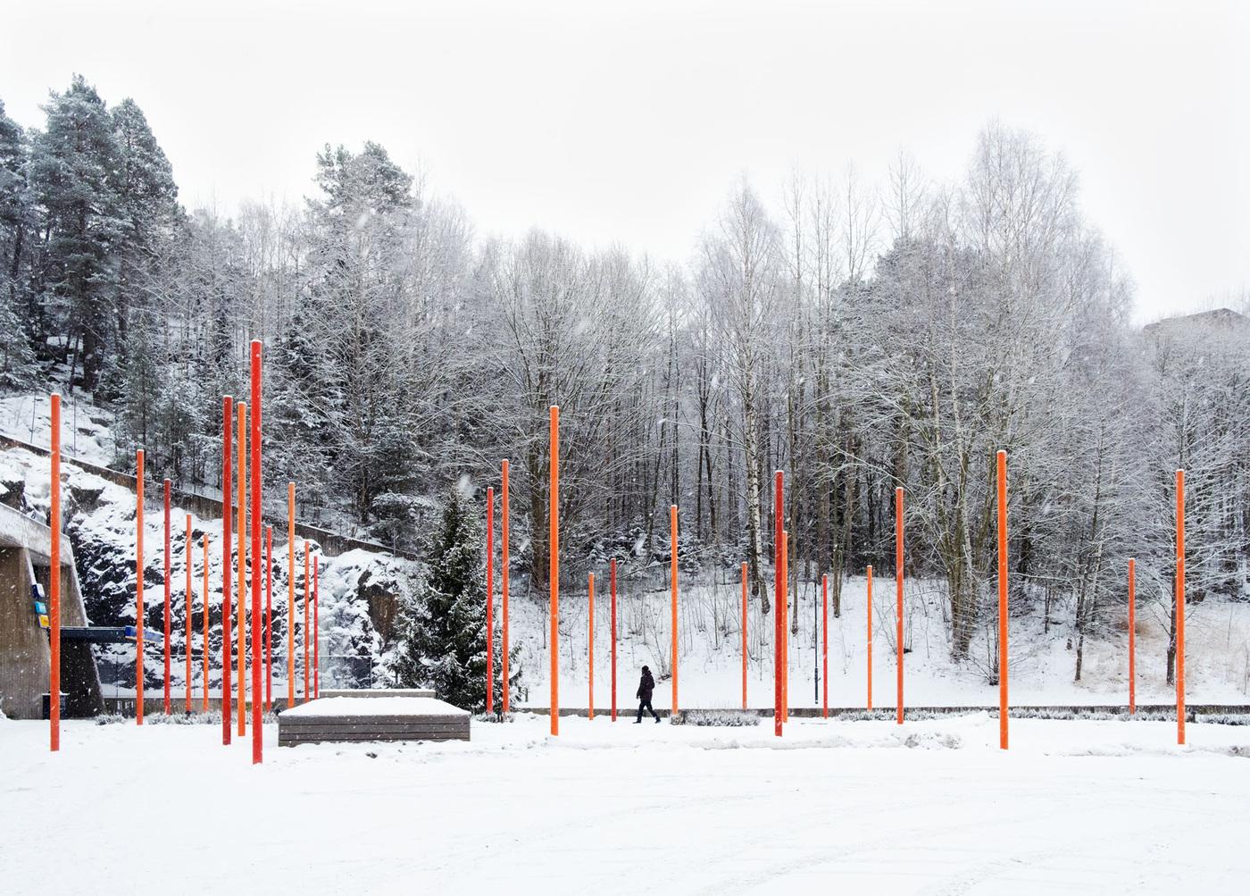 Ulf Lundin - Landscape architecture