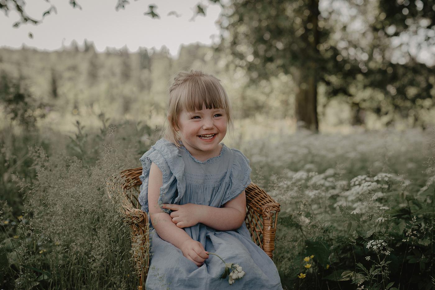 Charlotte Håkanson - Porträtt