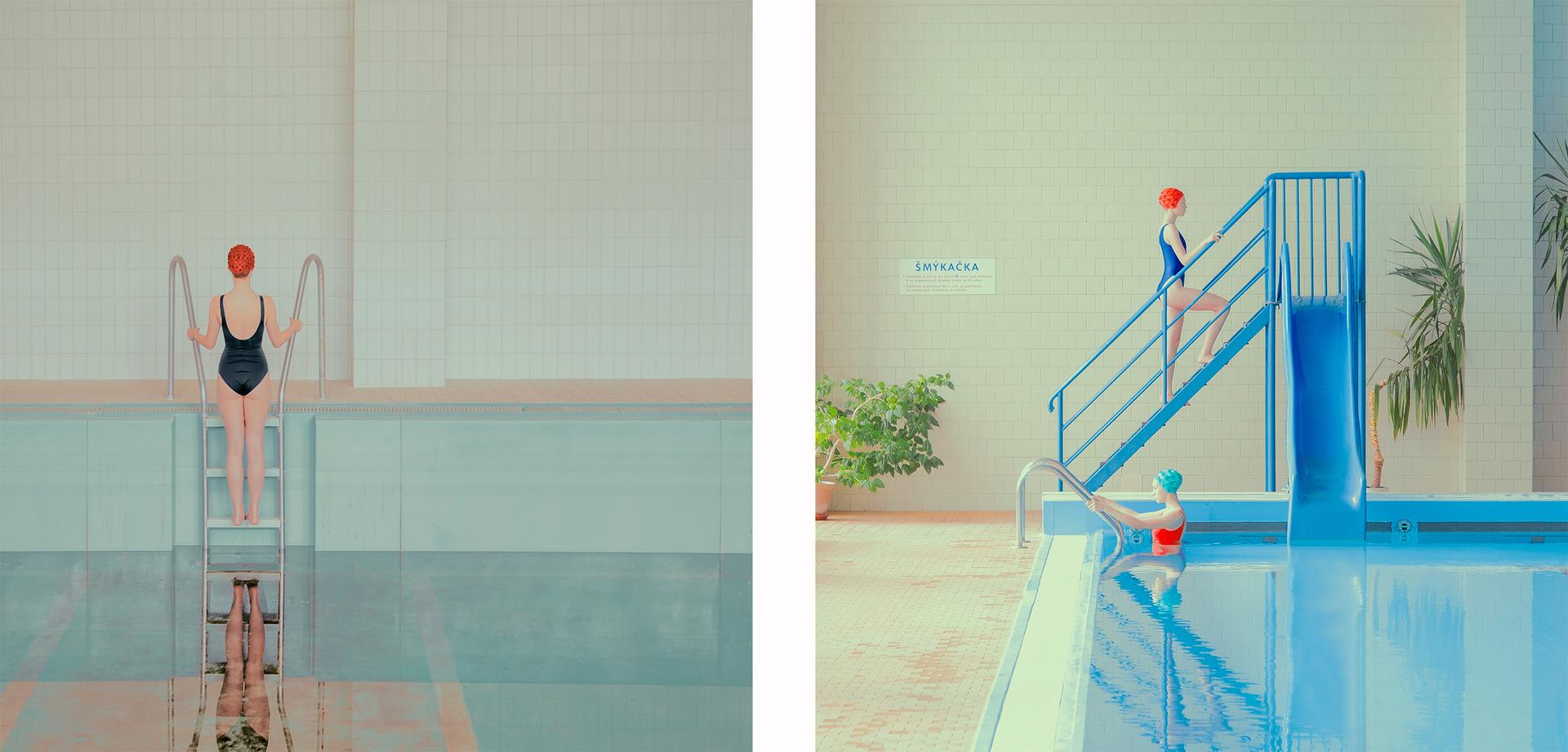 swimming pool photographer portfolio